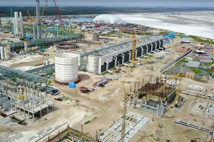 Concluída fase preliminar da refinaria de Cabinda