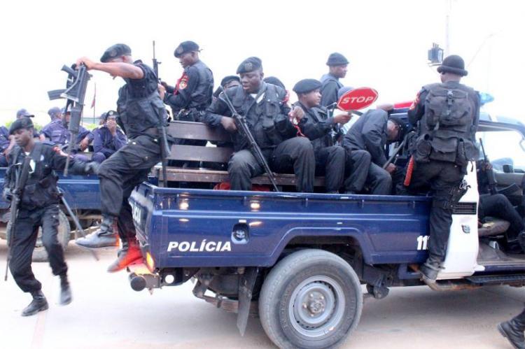 Polícias envolvidos na morte de cidadãos detidos