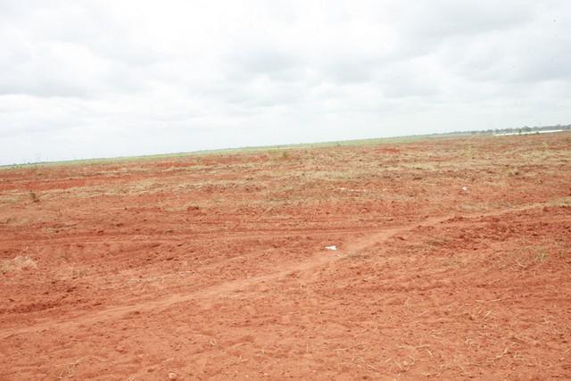 Proprietários de terrenos podem pagar taxas