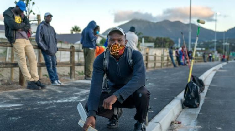 África do Sul ultrapassa 3.300 mortes