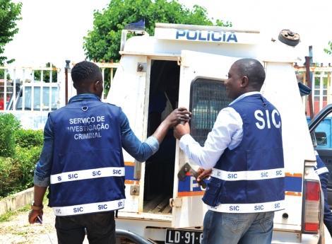 Agente da polícia que matou jovem no Prenda detido