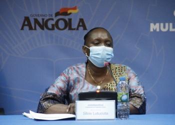 Angola com sete novos casos