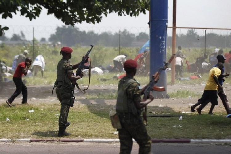 Ataques armados provocam a morte de 40 pessoas