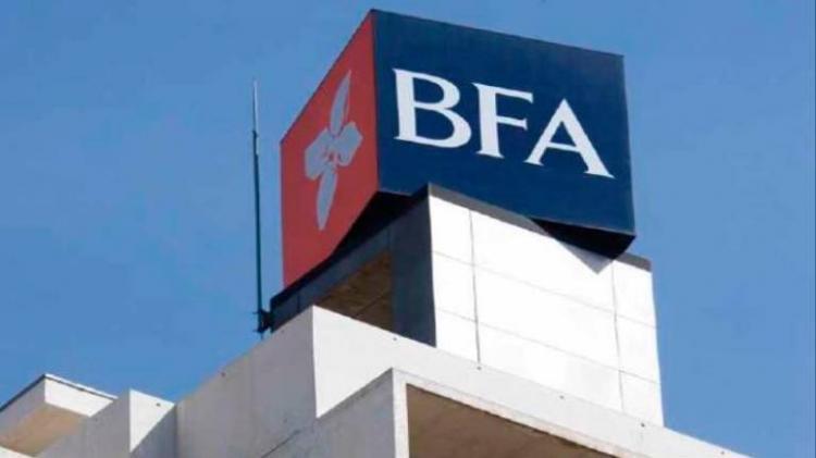 BFA confirma inspecção do banco central