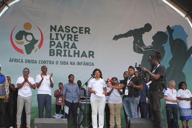 Campanha 'Nascer Livre para brilhar' beneficia 39 crianças