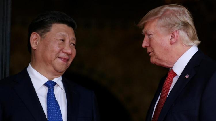 China pede reconciliação com os Estados Unidos