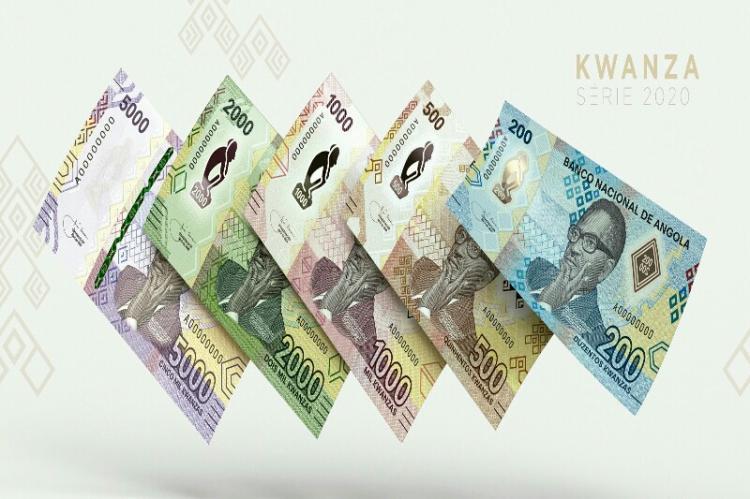 Governador estima maior liquidez com nova família do kwanza