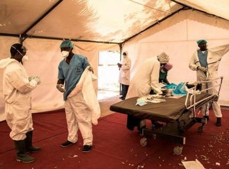 Número de mortes em África sobe para mais de 12 mil