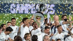 Real Madrid conquista 34.º título