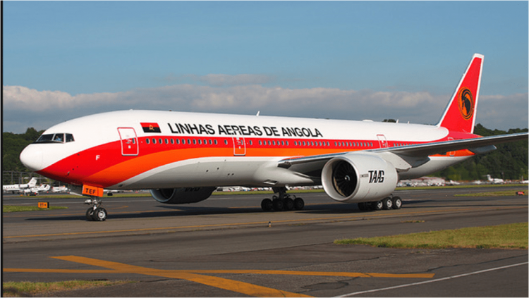 TAP e TAAG anunciam 10 voos Luanda-Lisboa