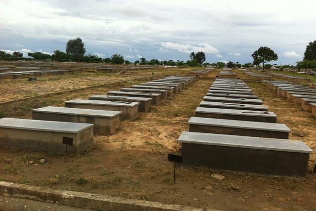 Administração encerra cemitérios