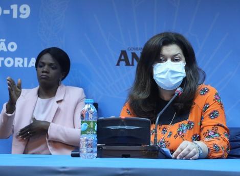 Angola com 51 novos casos e mais três mortes