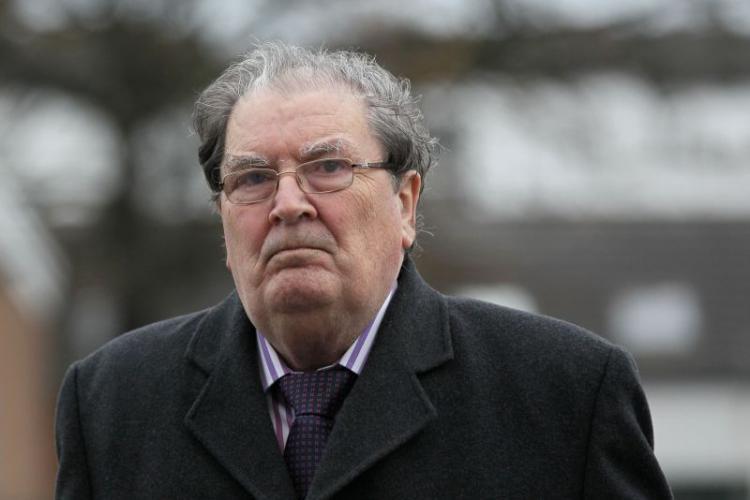 Artífice da paz John Hume morre aos 83 anos