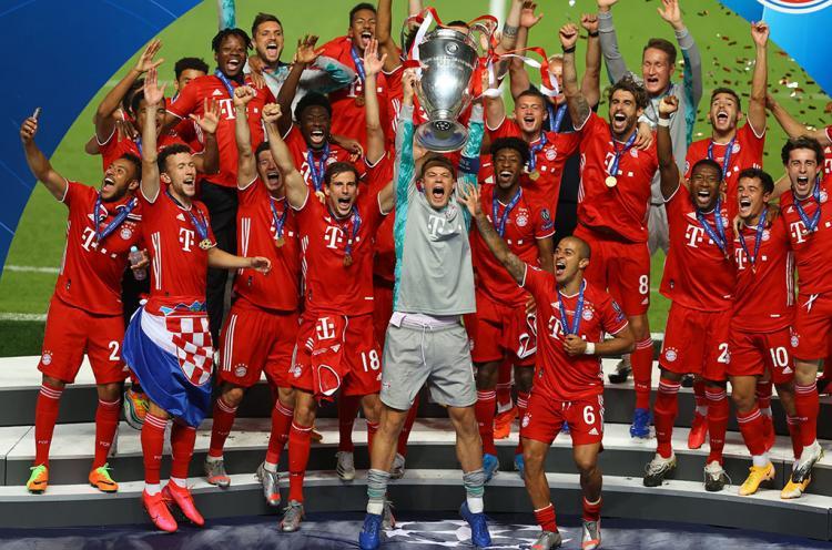 Bayern conquista sexta 'Champions'