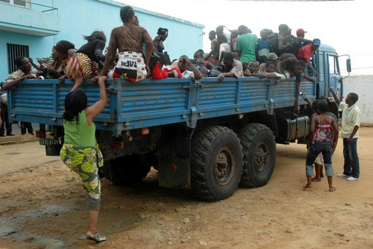 Polícia deteve e repatriou mais de 30 pescadores da RDC