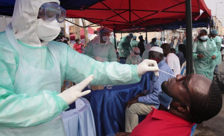 Angola regista mais cinco mortes
