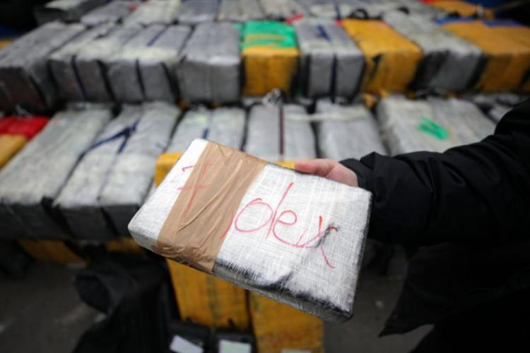 Europa registou maior número de apreensões de cocaína