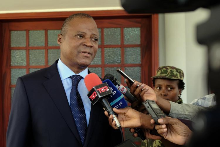 """Forças Armadas determinadas em """"eliminar terrorismo, diz ministro da Defesa"""