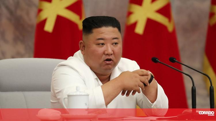Líder norte-coreano pede desculpas