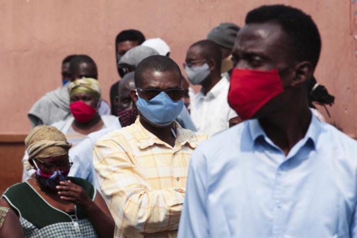 África regista mais de 289 mortes