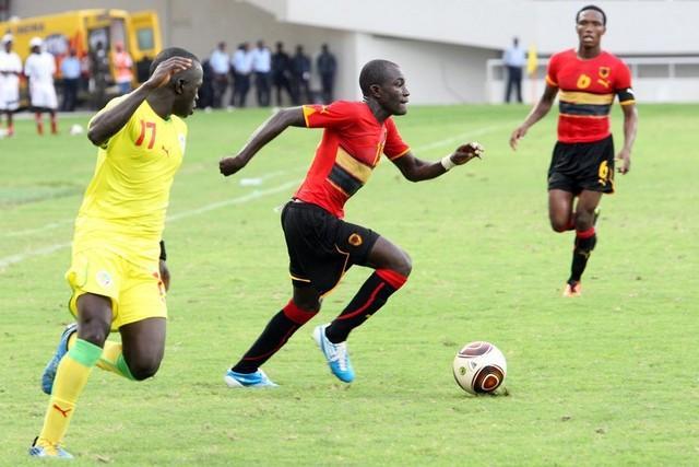 Angola e Moçambique jogam hoje