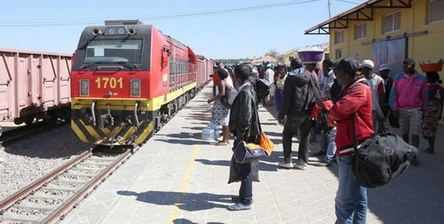 Angola e Zâmbia avaliam cooperação