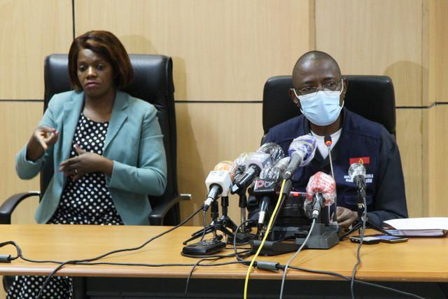 Angola regista 203 novos casos e mais quatro mortes