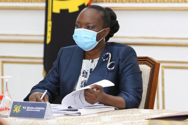Ministra da Saúde esclarece segundo caso da Lunda-Norte