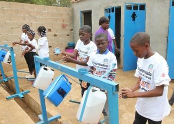 MINSA destaca benefícios da lavagem das mãos