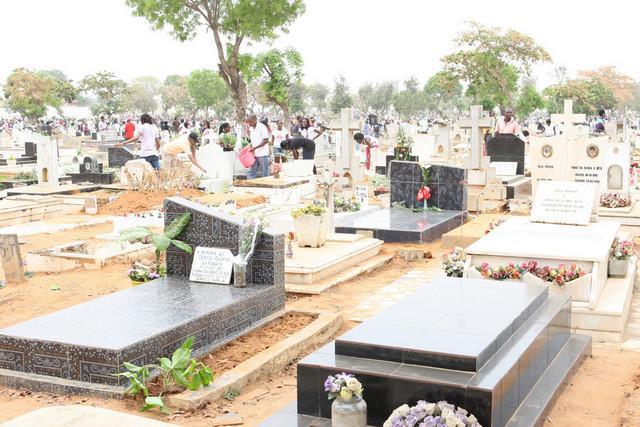 Suspensas actividades do Dia de Finados e idas aos cemitérios