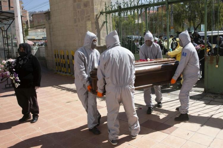 África com mais 272 mortes devido à covid-19