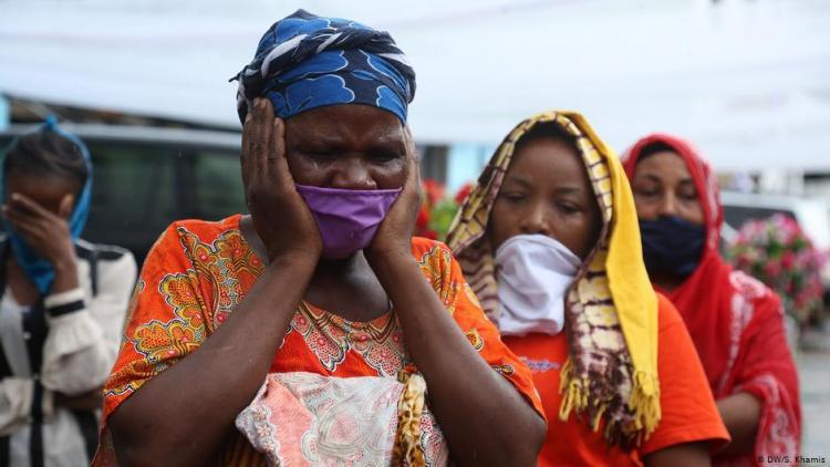 África com mais 290 mortes