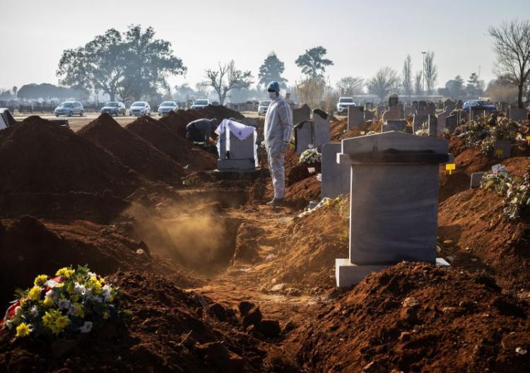 África com mais 433 mortes