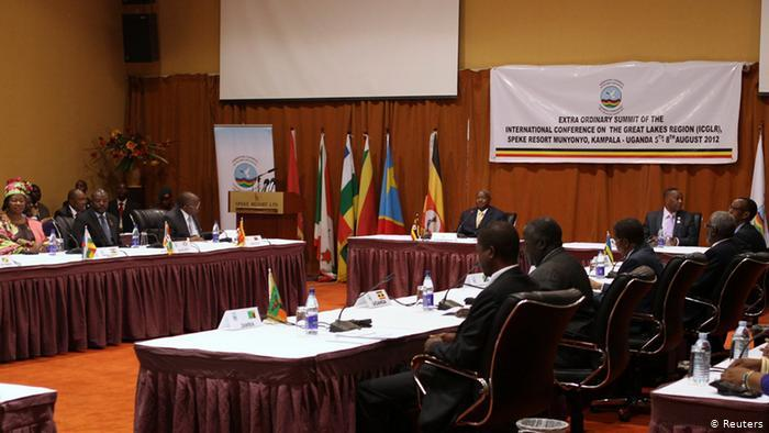 Angola lidera Conferência Internacional da Região dos Grandes Lagos