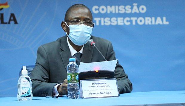 Angola regista 203 novos casos e quatro mortes