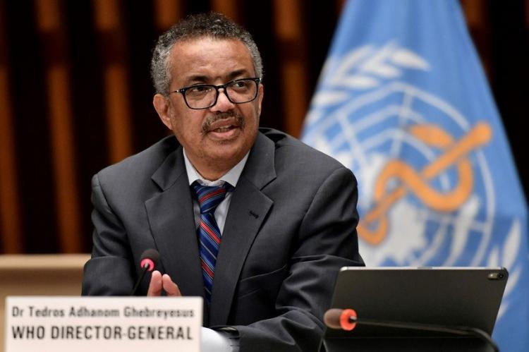 Director-geral da OMS acusado de apoiar forças de Tigray