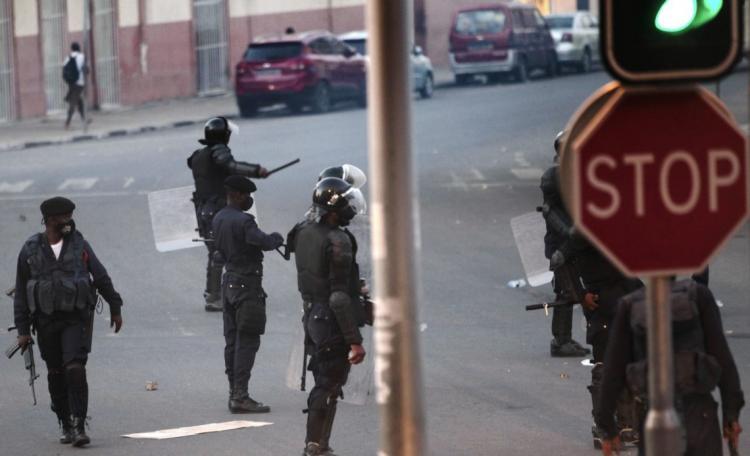Governo de Luanda proíbe manifestação prevista para 11 de Novembro