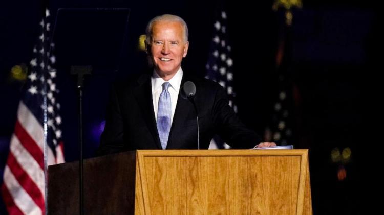 Joe Biden recebe primeiro 'briefing' presidencial