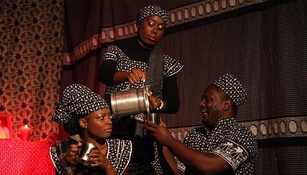 Ministra quer promoção do teatro nas escolas