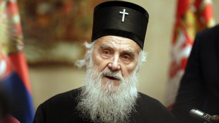 Morreu líder da igreja ortodoxa sérvia