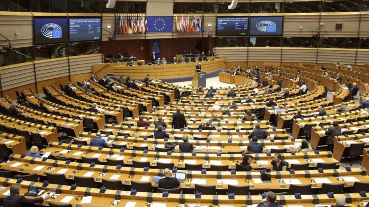 Parlamento Europeu reúne-se em sessão extraordinária