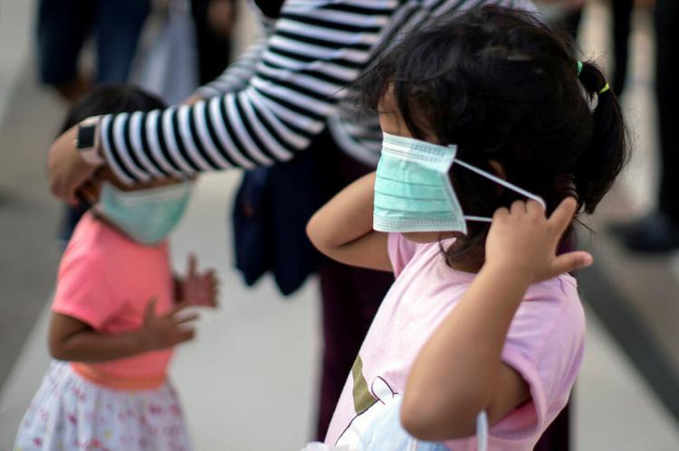 Quase 200 mil crianças testaram positivo em Outubro