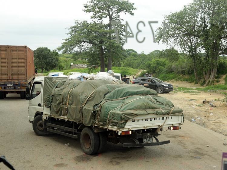 Sair de Luanda  sem testes custa  entre 5 e 15 mil kz