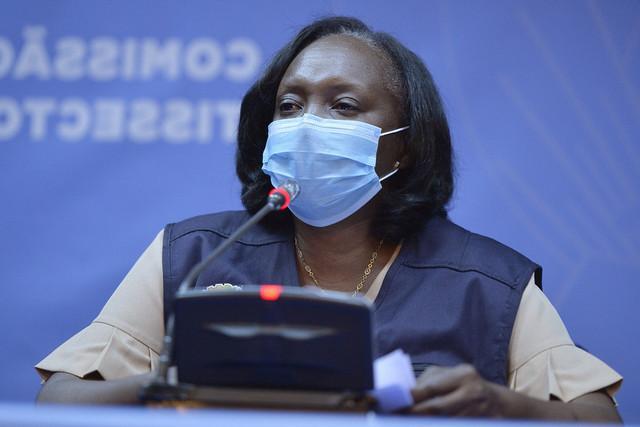 Angola registou mais 62 novos casos e duas mortes