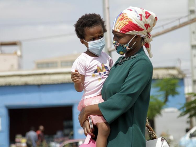 Angola registou três mortes e 116 novas infecções