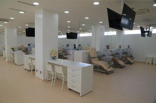 Inaugurado centro de hemodiálise no Benfica