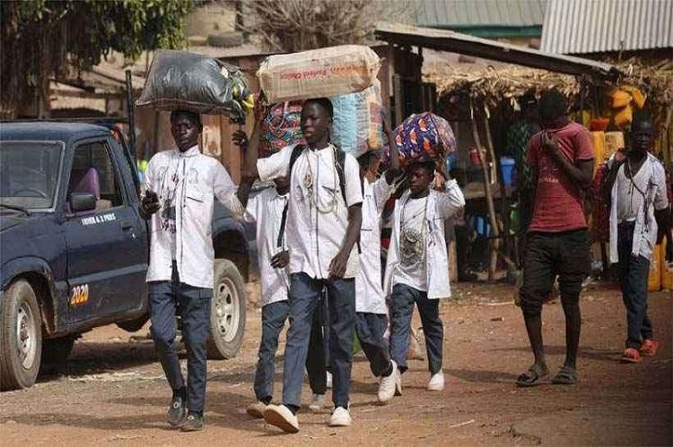 Libertação dos 344 estudantes raptados em Katsina