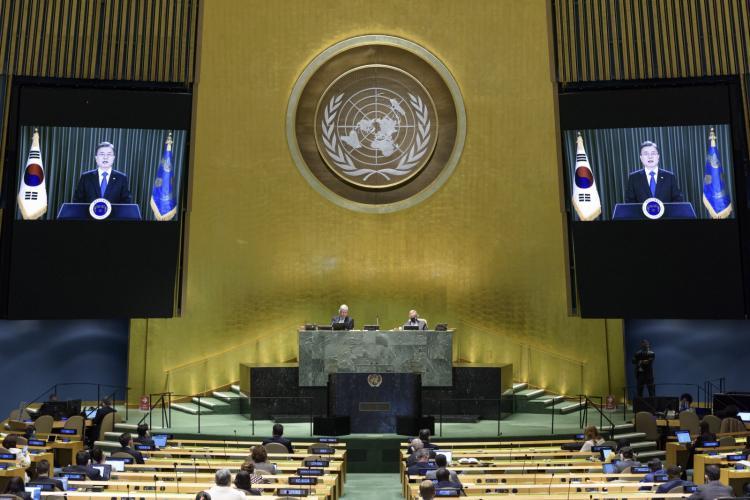 ONU reúne líderes para discutir resposta à pandemia