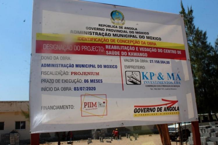 PGR investiga PIIM no Moxico