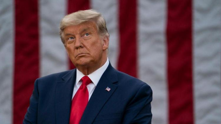 Trump insiste em denunciar fraude eleitoral